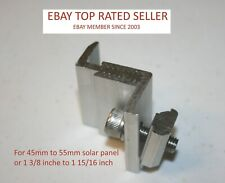 """No hardware **Free shipping** Solar Mid Clamp 1/"""" Pack of 20"""