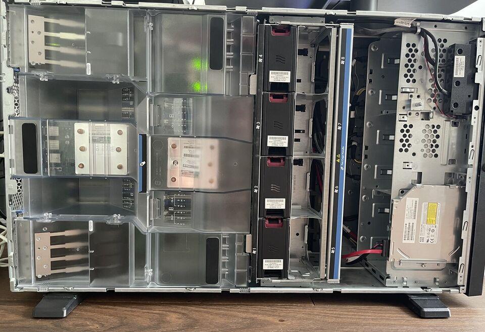 Server, HPe Proliant ML350 Gen9, Perfekt
