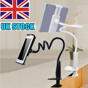 360-Flexible-Lazy-Bed-Arm-Mount-Stand-Holder-Tablet-Desktop-For-Phone-Gift-UK