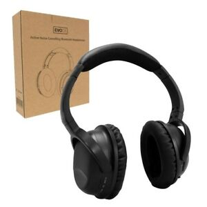 EvoDX-Wireless-Bluetooth-Headphones-Headset-with-Mic-ACTIVE-Noise-Cancelling