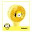 miniature 10 - BTS BT21 Mini Hand Fan Line Friends Official Portable Baby Handheld Personal