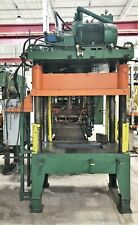 50 Ton Hydraulic Press For Sale 4 Post Trim Press Frontier 60 X 36 Bed
