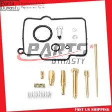 NEW Carb Rebuild Kit For Kawasaki KX250 2000-2004 Carburetor Repair Kit USA