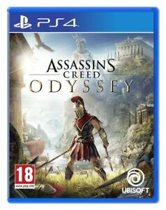 ASSASSIN-039-S-CREED-ODYSSEY-PS4-ITALIANO-PLAYSTATION-4-NUOVO