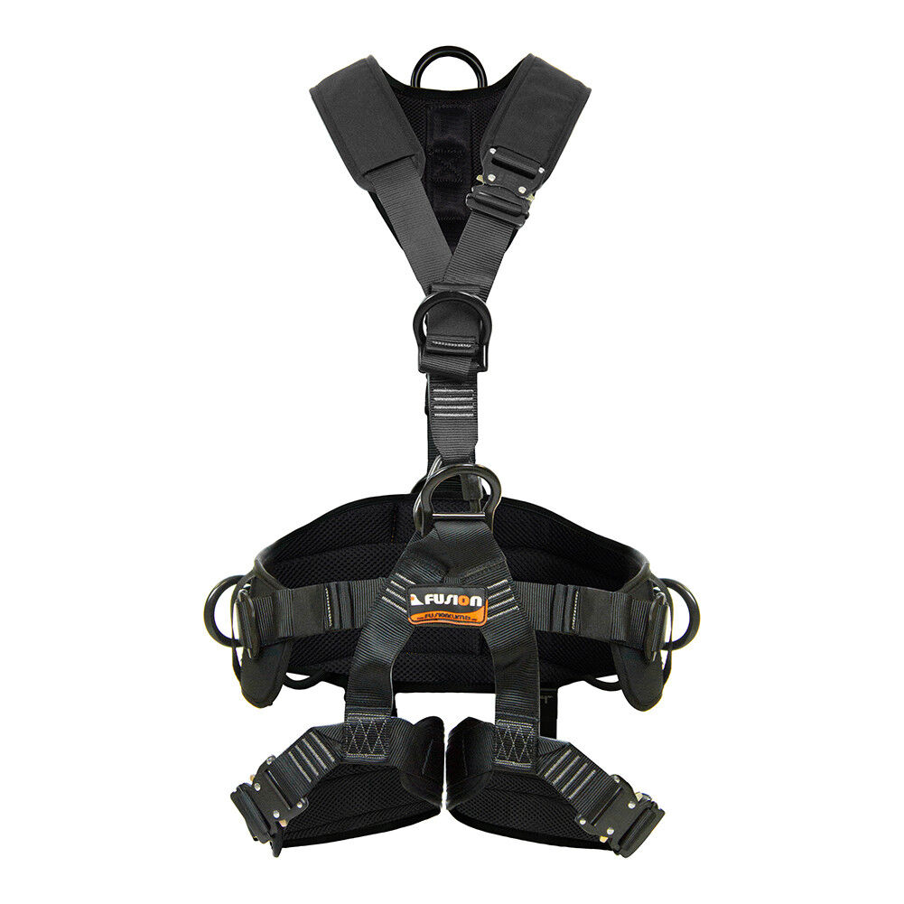 Fusion  Climb Tac Rescue Tactical Full Body EVA Padded Heavy Duty Harness 23kN S  discount promotions