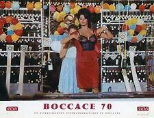SEXY SOPHIA LOREN  BOCCACE 70  1962 VINTAGE LOBBY CARD #2