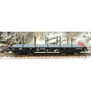Piko-58414-HO-Gauge-Expert-PKP-401Z-Bogie-Low-Sided-Stake-Wagon-IV