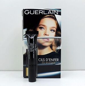ddb0a297fbd GUERLAIN CILS D'ENFER SO VOLUME MASCARA #01-1.5 ML/0.05 OZ. NEW ...