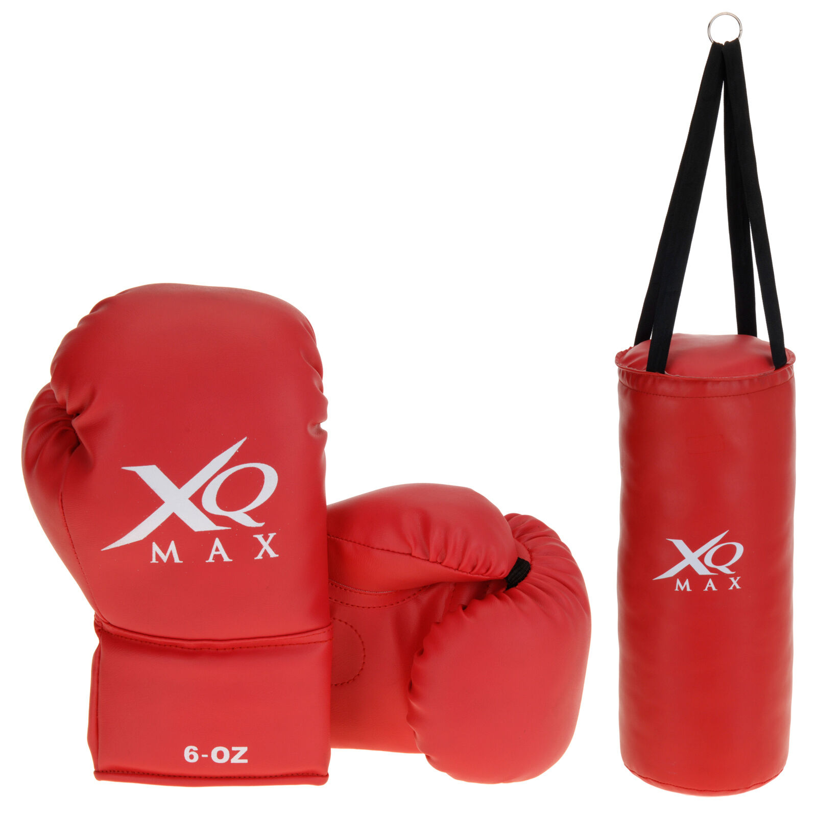 Boxen Set Kinder Hängen Tasche Handschuhe Sport Aktivität Junior Training Xq Xq Training Max 9224b5