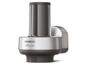 Kenwood KAX700PL new accessory 2018 Spiralizer Chef Cooking Gourmet ...