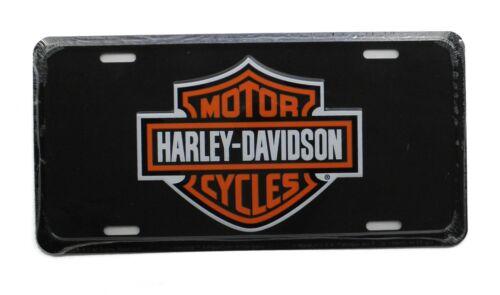 Harley Davidson CLASSIC Emblem Metal Embossed Car Auto License Plate Tag 6 X 12