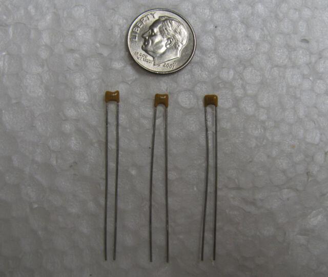 100V SR151A330JAR AVX condensador 33Pf
