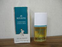 Worth Je Reviens 1oz Women's Eau De Toilette Spray Made In France