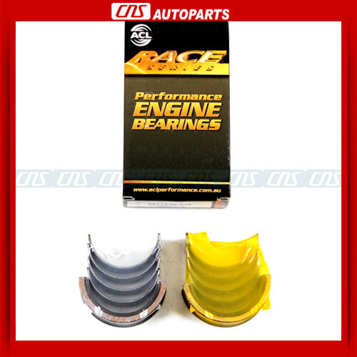 ACL Race Main Bearings 5M1186H 4G63 4G63T 4G64 4G69 G64FR Mitsubishi 2.0L 2.4L