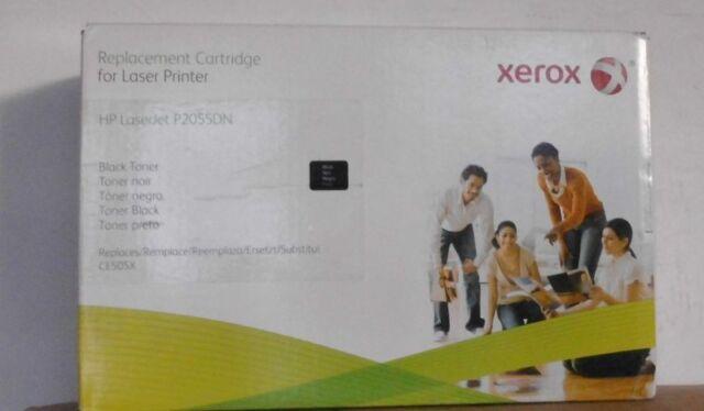Original Xerox 003R99808 Toner black für LJ P2055DN ersetzt HP CE505X OVP A