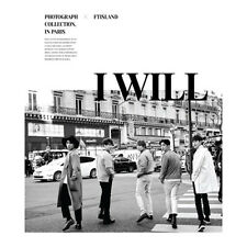 K-pop FTISLAND - VOL.5 [I WILL] SPECIAL VER. (FT05SP)