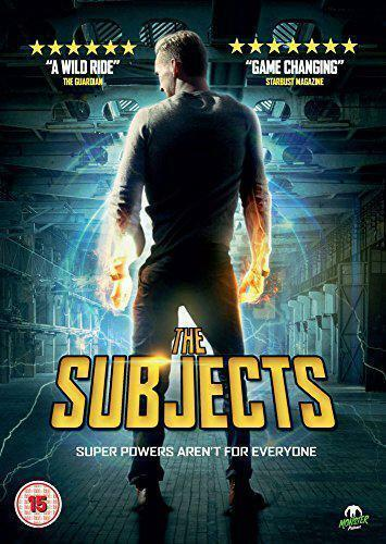 The Subjects [DVD] New Movie Paul O'Brien, Katherine Innes, Charlotte Nicadao UK