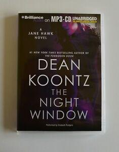 The-Night-Window-by-Dean-Koontz-MP3CD-Audiobook