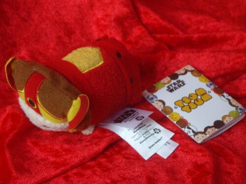 Queen Amidala Disney Tsum Tsum Genuine soft toy plush BNWT Star Wars