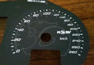 Holden VE WM HSV Grange Commodore dial fascia also suits Statesman and Caprice