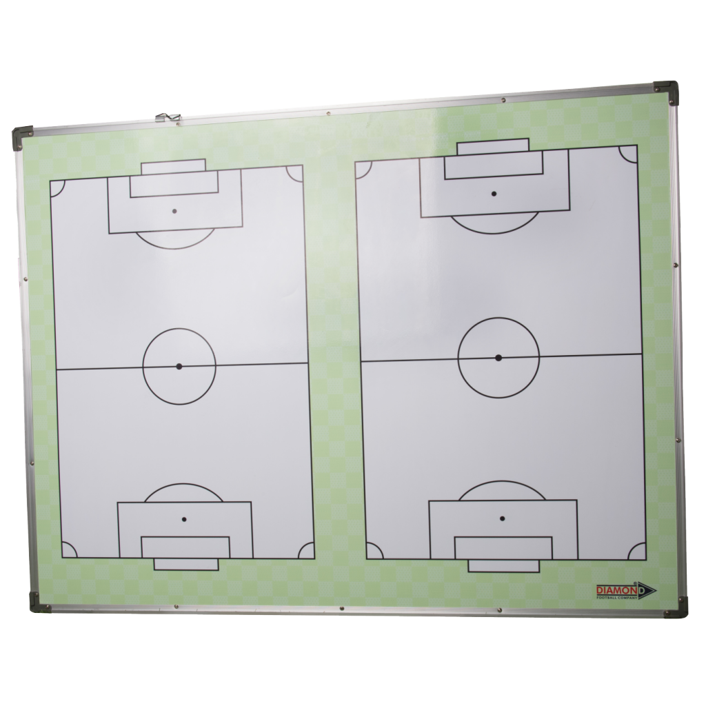 Neu Diamond Football - De Luxe 2 Tonlage Tactic Brett 120x90cm    Qualität Produkte