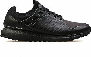 Details about Adidas x Porsche Design Ultra Boost size 9. Triple Black. BB5537. nmd
