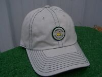 Masters 2006 Khaki And Green Golf Hat Cap Adjustable Made By American Needle