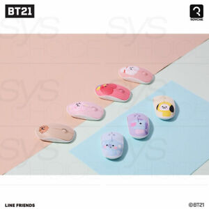 BTS-BT21-Official-Authentic-Goods-Wireless-Silent-Mouse-Baby-Ver-Traking-Number