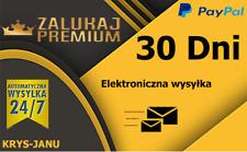 ZALUKAJ TV kod Premium 30 dni ** Automat** NAJSZYBSZA WYSYŁKA