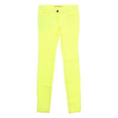 Tom Tailor Skinny Jeans Damen Stretch Neongelb
