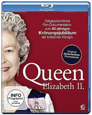 Queen Elizabeth II - Zum 60jähren Krönungsjubiläum - Blu Ray  - Neu u. OVP