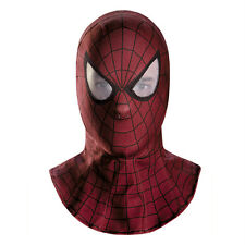 The Amazing Spider-Man 2 Adult Fabric Costume Hood Mask 2014 Movie Disguise