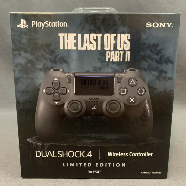 The Last of Us Part II 2 Limited Edition Dualshock 4 Wireless Controller PS4 New