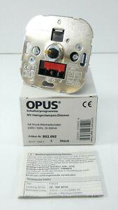 OPUS-NV-Halogenlampen-Dimmer-230V-50Hz-20-500W-VA-852-092-NEU-in-OVP