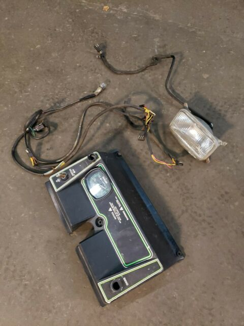 Dash, Wiring & Lamps From 1976 Arctic Cat Jag 3000 | eBay