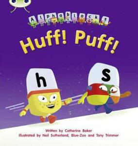 Huff-Puff-Alphablocks-Set-05-Phonics-Bug-by-Baker-Catherine-NEW-Book-FRE