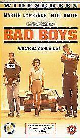 Bad Boys (VHS/SUR, 1996)