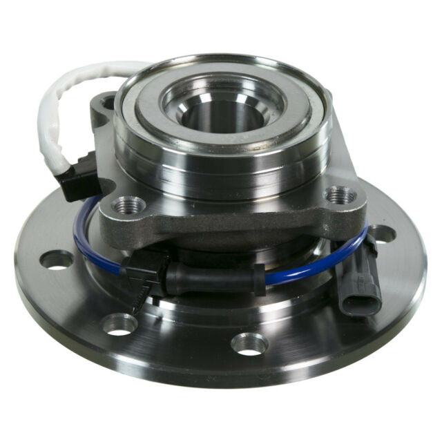 Wheel Bearing and Hub Assembly Front Auto Extra 515041
