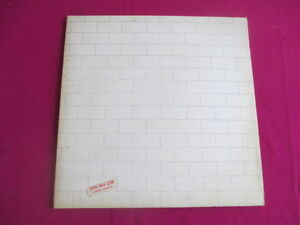 Pink-Floyd-rare-original-034-Factory-Sample-034-pressing-2Lp-inserts-The-Wall