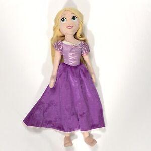 "DISNEY Store contorte Raperonzolo 19"" peluche bambola Principessa"