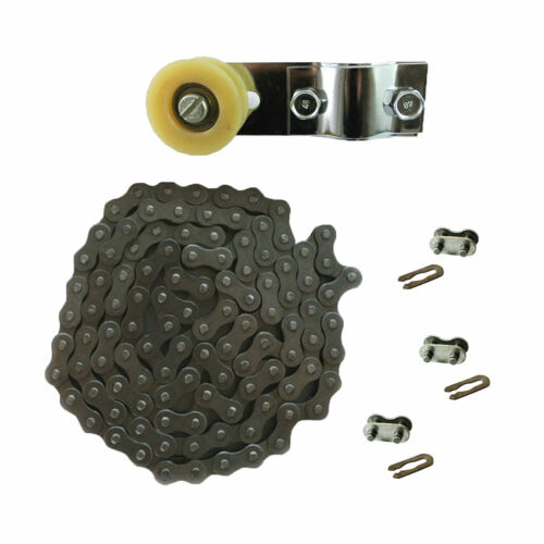 Chain Tensioner /& 415 Chain For 49//80cc 2 Stroke Engine Motorized Bicycle