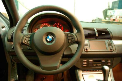 BMW Neuf D/'Origine X5 E53 X3 E83 03-06 Volant Sport Bordure Garniture 6778412