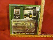 John Deere 2010 Cup and Calendar - NEW in original package