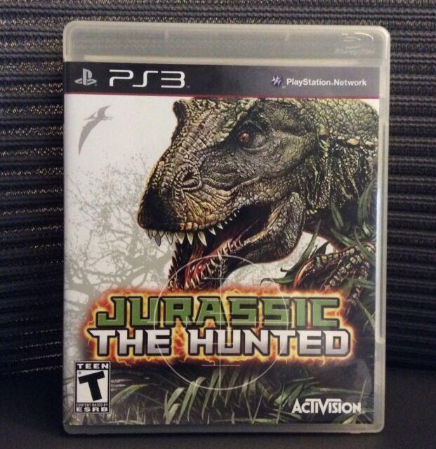 Jurassic: The Hunted (Sony PlayStation 3) *CIB
