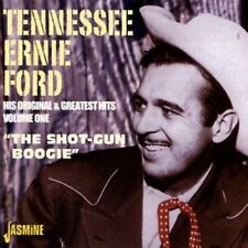 His Original and Greatest Hits, Vol. 1: The Shot-Gun Boogie by Tennessee Ernie Ford (CD, Oct-2001, Jasmine Records)