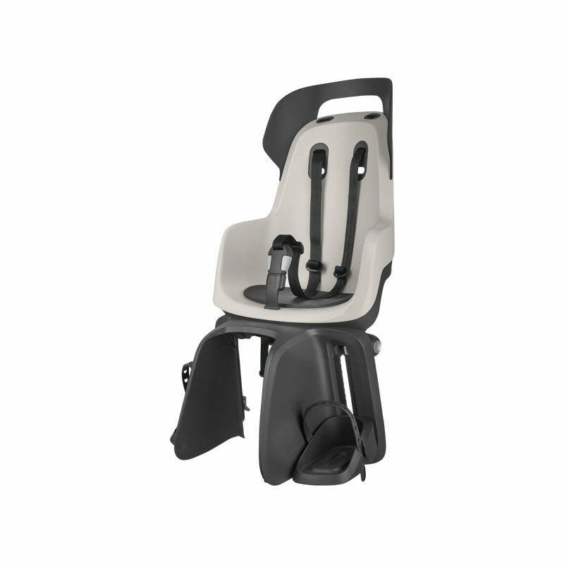 Bike baby seat GO rear mount grey  Bobike kids  your satisfaction is our target