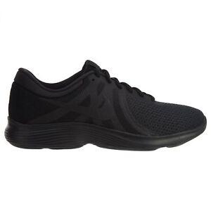 Nike Revolution 4 Black/Black 908988 002 Mens Running Shoes