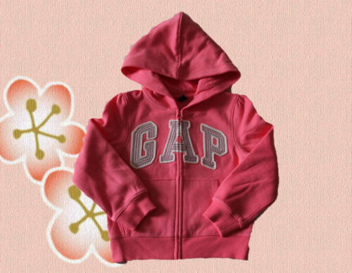 NEW GAP SPARKLY LOGO HOODIE SIZE 2T 3T 4T 5T