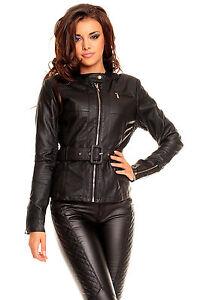 Women /& Girls 100/% Genuine Lambskin Leather Motor Biker Trouser Pant Slim-Fit