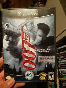 007-everything-or-nothing-gamecube-complete